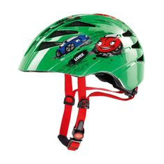 Kask dla dziecka Uvex Kid 1 Cars Bicycle Helmet, Cars, Kid, Child, Cycling Helmet, Autos, Car, Kids, Automobile