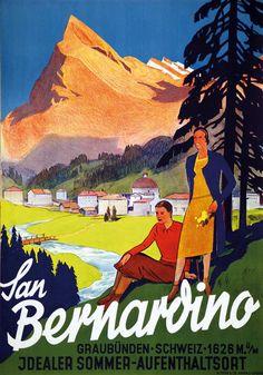 San Bernardino Graubunden