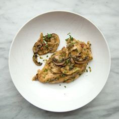 Chicken Marsala | Chicken recipes from F&W including classic fried chicken and an easy Thai-inspired chicken wrap.