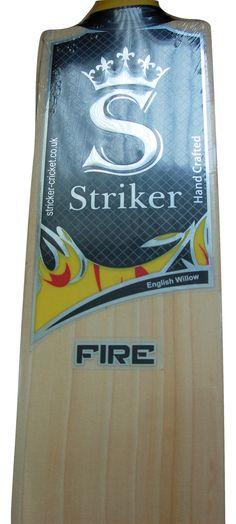 """Cricket Bat """"Fire"""""""