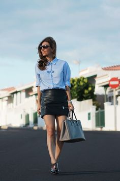chic casual by Well Living Blog