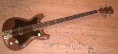 1980 Gretsch Committee Bass