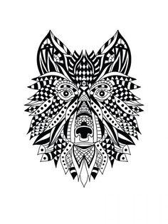Ethnic wolf