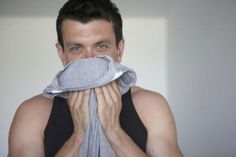 Use common household products to eliminate odors.
