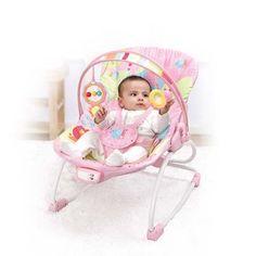 Cadeira de Descanso Rocker Rosa 6903 0a18k - Mastela