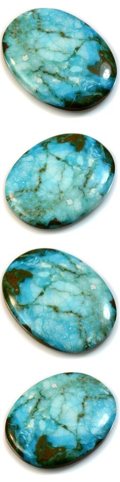 Other Loose Gemstones 282: 50.5Ct Natural Peruvian Blue Opal (39Mm X 30Mm) Cabochon -> BUY IT NOW ONLY: $30.62 on eBay!