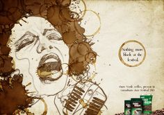 The Ethical Adman: Coffee ad says its more black than jazz performers