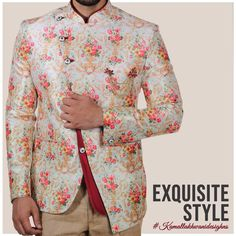 The perfect attire! Groomsmen, Kimono Top, Menswear, Shirt Dress, Mens Fashion, Wedding Dresses, Ethnic, Mens Tops, How To Wear