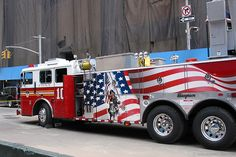 Badass fire truck love this country:)