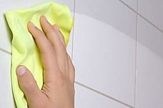 How to Clean Ceramic and Porcelain Tile Shower Surrounds
