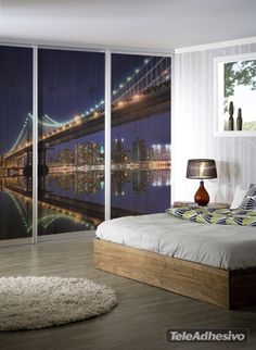 Wall Murals Bridge