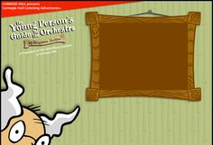CarnegieHall.org - Young Person's Guide to the Orchestra! Interactive online learning game.
