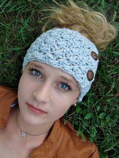 Headband/Earwarmer+Crochet+Pattern+JANE'S+TANGLED+by+TangledHappy,+$2.95