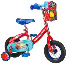 Love this Chuggington Bicycle, Red, 10-Inch