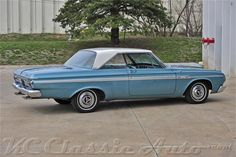 1964 Fury Sport by Plymouth