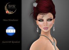 https://flic.kr/p/yeUHvj | Miss Honduras - Saori440 Resident | Aquí están! Tenemos el inmenso honor de presentales a las Candidatas Oficiales a Miss Mundo Virtual 2016, una de ellas será la próxima representante de la Belleza Latina.
