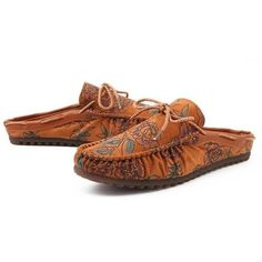 Loafers Slippers Summer Sandals Men's Casual Shoes | Touchy Style Brown Shoes With Jeans, Mens Brown Casual Shoes, Casual Slip On Shoes, Discount Womens Shoes, Discount Shoes Online, Mens Shoes Online, Mens Loafer Slippers, Men's Loafers, Womens Shoes Wedges