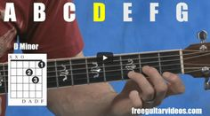 Learn how to play 14 of the most popular guitar chords used by beginners. This lesson includes video instruction, chord charts, and more!