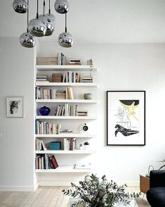 ikea wall shelf unit - Google Search