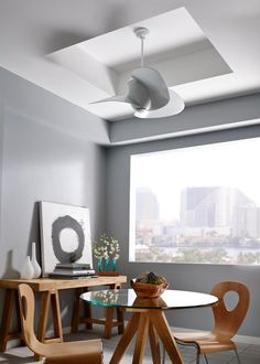 the montecarlo elliptical is far from normal when it comes to ceiling fan design finally