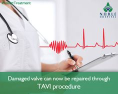 Modern doctors recommend a Transcatheter Aortic Valve Implantation (TAVI) procedure to repair and replace damaged valves. This is a minimal invasive surgical procedure which does not require physical removal of the damaged valve for fixing purpose. #HeartTreatment