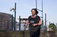 Session running pour Patricia Aujourd'hui !  Crédit photo :  Aurélie Michel   #Vitalchallenge #running