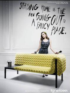 Ligne Roset By Liz Von Hoene Adeyinka Oke Furniture Ads