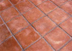 Saltillo stamped concrete Cement Stain, Concrete Tiles, Stained Concrete, Concrete Patio, Stamped Concrete Patterns, Decorative Concrete, Spanish Backyard, Concrete Refinishing, Concrete Coatings