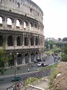 Colosseum, Rome, Italy The day that we were there .....we FROZE !!! It was late March 2009