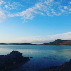#blue#sea#sky#ayvalik