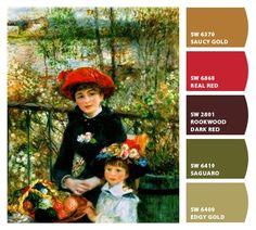 Renoir - On the Terrace