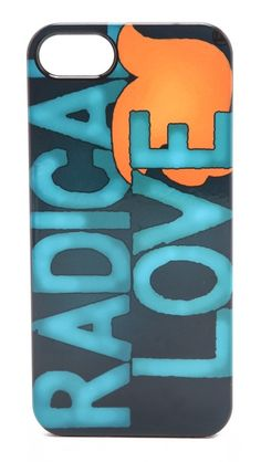 FREECITY Radical Love iPhone 5 Case Iphone 5s, Iphone Cases, 5s Cases, Tech Accessories, Messages, Love, Amor, El Amor, I Like You