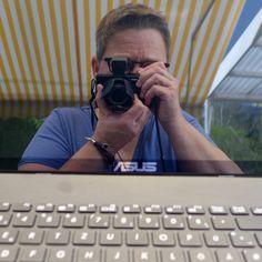 Nachdem ich heute Vormittag für Filmaufnahmen zum Thema Wasser in Germering unterwegs war, geht es jetzt am PC weiter. Bei dem schönen Wetter auf der Terrasse im Garten