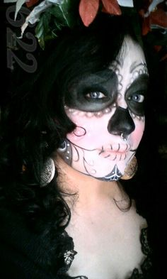 Day of the Dead. Beautiful!