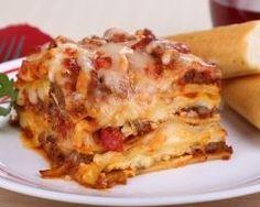 Lasagnes au thon express (facile, rapide) - Une recette CuisineAZ