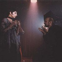 """Bob Fosse directing Liza Minnelli in the film version of """"Cabaret"""" Bob Fosse, Liza Minnelli, Goodbye To Berlin, Damn Yankees, World Movies, Today In History, Shall We Dance, Film Director, Musical Theatre"""