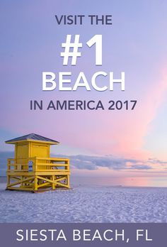 Find the best Florida beach. From pristine white sand and hidden beaches to those perfect for swimming and people watching, Florida has world-renowned beaches for everyone. Great Vacation Spots, Vacation Places, Places To Travel, Places To Go, Vacation Ideas, Vacations, Florida Beaches, Florida Living, Sarasota Florida