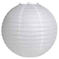 "Decor Paper 12"" Round White Lantern 12ct by Creative Converting. $43.04. Bulk by the Case, Decor Paper 12"" Round White Lantern 12ct. For each case you will receive 12 individual packages that contain 1ea. Great for large Birthday Parties, Church Events, Sporting Events, Company Parties, Charity Events and more! You save big when you buy our Party Supplies by the case!. Save 28%!"