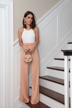 42 fashionable dressy pants outfits ideas for summer clothes Classy Outfits, Chic Outfits, Spring Outfits, Dress Outfits, Dress Up, Fashion Outfits, Spring Clothes, Fashion Clothes, Couple Outfits