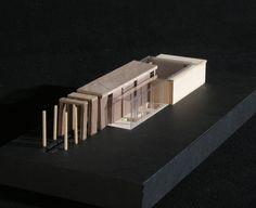 Concept 2 Model B  #conceptualarchitecturalmodels Pinned by www.modlar.com