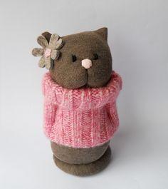 sock cat   Flickr - Photo Sharing!