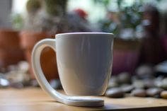 Floating Mug Protects Your Furniture (And Marriage) | Co.Design | business + design