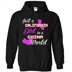California-china Girl - #tshirt frases #sweatshirt style. ORDER HERE => https://www.sunfrog.com//California-china-Girl-7862-Black-Hoodie.html?68278