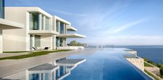 Sardinera House by Ramon Esteve Estudio  - This would be stunning in Port Royal or on the coastline in Naples