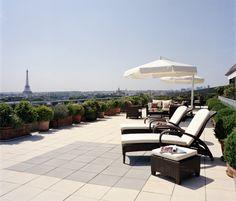 Le Meurice Paris Luxury Hotel | Hôtel Le Meurice, le doyen des palaces parisiens.