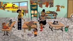 Bino and Fino - African Culture For Children