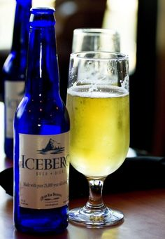 Iceberg Beer is a Light Lager style beer brewed by Quidi Vidi Brewing Company in St. Toured the brewery and tasted the brew. Newfoundland Recipes, Newfoundland Canada, Newfoundland And Labrador, Newfoundland Icebergs, Atlantic Canada, Beers Of The World, Natural Preservatives, Ocean Sounds, Beer Brands