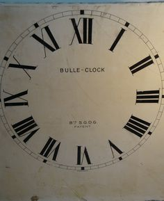 Engraved stone with clock face www.appleyhoare.com