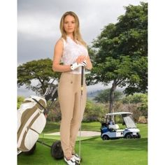 """Swing Control """"Miracle"""" Stretch Pull On Pants"""