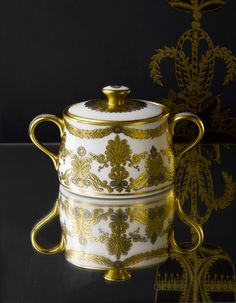 Pearl Palace by Royal Crown Derby at Ambiente 2016